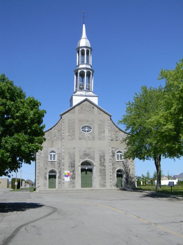 Église de Saint-Édouard